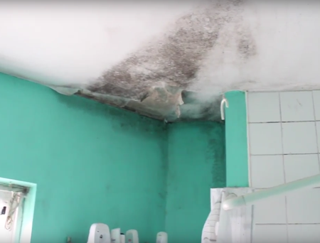 Tallaght residents say the mould, lack of ventilation and poor insulation in their SDCC homes is leading to health problems for their children