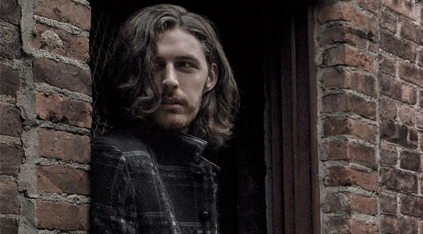 Hozier for John Varvatos. Photo: Danny Clynch