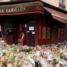 Le Carillon restaurant, one of the scenes of the Paris Attacks in November last year Getty