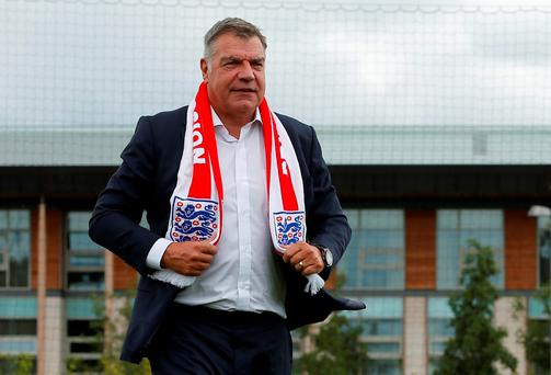 Nothing in Allardyce's record suggests the kind of pedigree enjoyed by Alf Ramsey – or Martin O'Neill. Photo: Action Images via Reuters / Andrew Couldridge