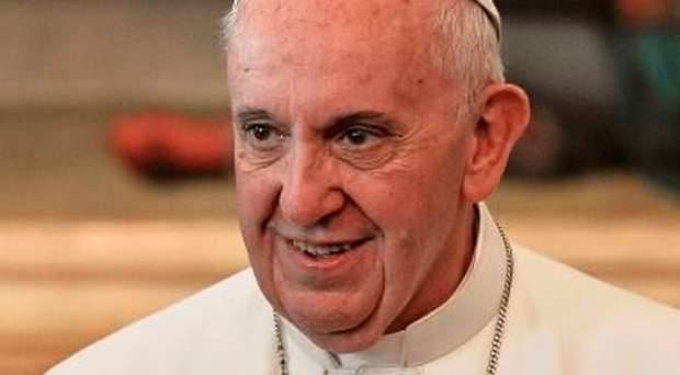 Pope Francis said the world is at war, but it is not a war of religions Picture: Reuters