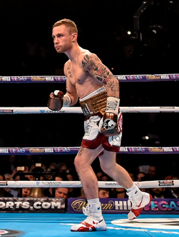 "Frampton: ""This fight was so hard to turn down."" Picture credit: Ramsey Cardy / Sportsfile"