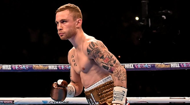 """Frampton: """"This fight was so hard to turn down."""" Picture credit: Ramsey Cardy / Sportsfile"""