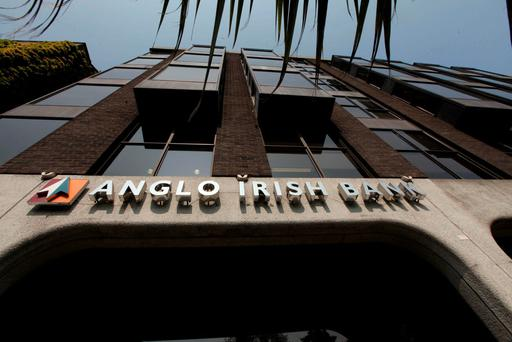 """Although Anglo was the author of the scheme, Casey authorised Irish Life & Permanent's involvement and had behaved """"disgracefully"""" (Stock picture)"""