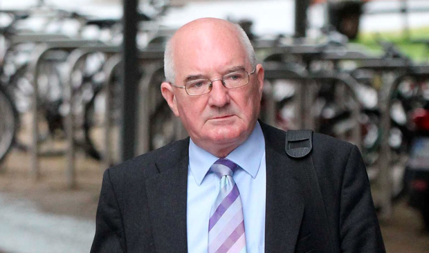 Willie McAteer was jailed for three and a half years Picture: Collins Courts