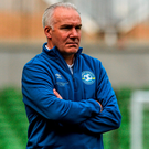 Crumlin manager Martin Loughran. Picture: David Maher / SPORTSFILE