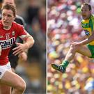 Colm O'Neill and Michael Murphy will have massive roles for their respective team's this evening