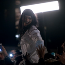 Rihanna in the video for 'Goodnight Gotham'. Photo: YouTube