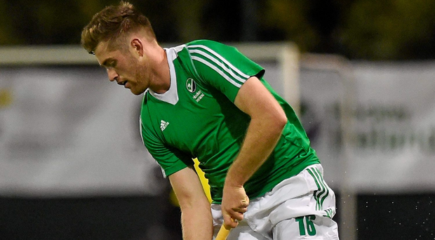 O'Donoghue has been playing professionally with top Belgian club KHC Dragons. Picture: Cody Glenn / SPORTSFILE