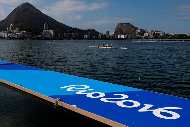 Hardly a day has gone by in the build-up to the Games without another piece of bad news about Rio's chaotic preparations. Photo by Patrick Smith/Getty Images