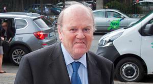 Minister for Finance Michael Noonan TD. Photo: Gareth Chaney/Collins