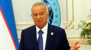 Uzbekistan president Islam Karimova. Photo: Mikhail Svetlov/Getty Images