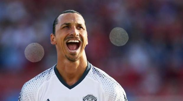 The talented United youngster believes playing alongside Ibrahimovic can help unlock his potential