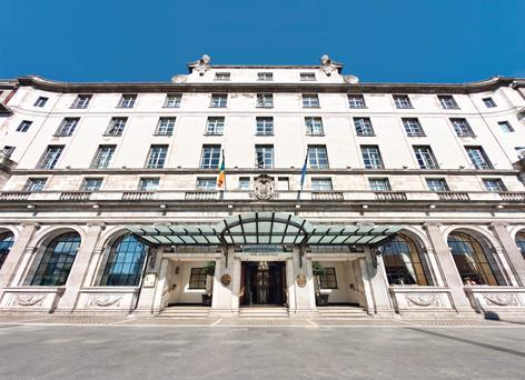 Gresham Hotel: sold by Nama at a €60m profit for €92m