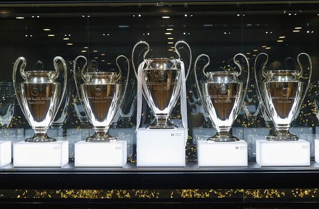 Top clubs believe that, by opening up European competitions to more countries, UEFA are not maximising the commercial potential of the competition for the big guns. Photo: Angel Martinez/Real Madrid via Getty Images