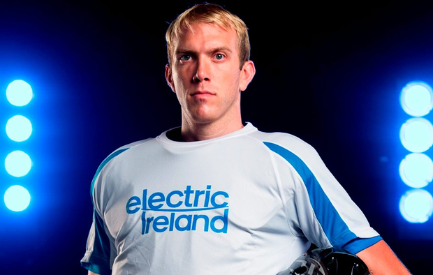 David Harte will be part of the Irish hockey team who will represent the country at the Olympic Games Photo by Ramsey Cardy/Sportsfile