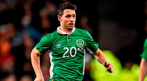 Hoolahan was one of the stand-out performers for Martin O'Neill's side in France and is expected to play a key role in the World Cup qualifying campaign. Photo: Ramsey Cardy / SPORTSFILE