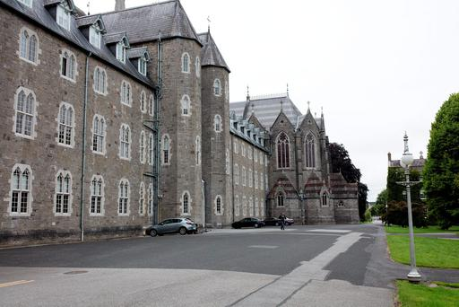 St Patrick's College, Maynooth: 'If there is a problem, the country's Catholics need to be told about it; it is, after all, the national seminary' Photo: Arthur Carron