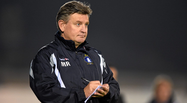 Limerick FC manager Martin Russell. Picture: Diarmuid Greene / SPORTSFILE