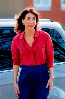 Samantha Cameron: her stylist was on the honours list. Photo: Gareth Fuller/PA Wire