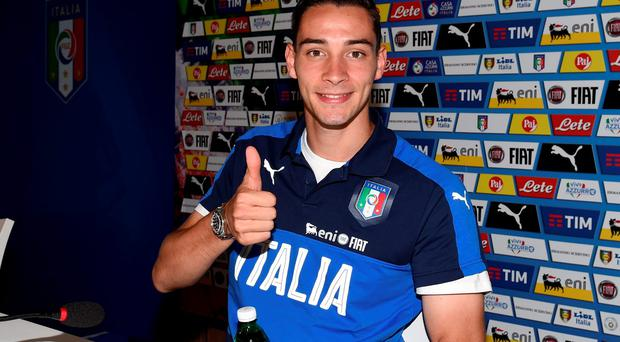 Mattia De Sciglio of Italy has been linked with Liverpool
