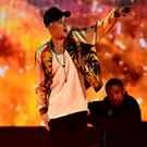 Justin Bieber. Photo: Dominic Lipinski/PA Wire
