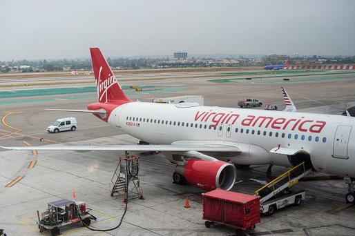 Virgin America stock picture. Photo by Emma McIntyre/Getty Images
