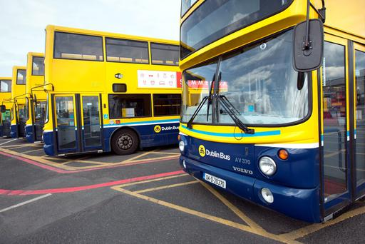Dublin Bus. Photo: Tony Gavin
