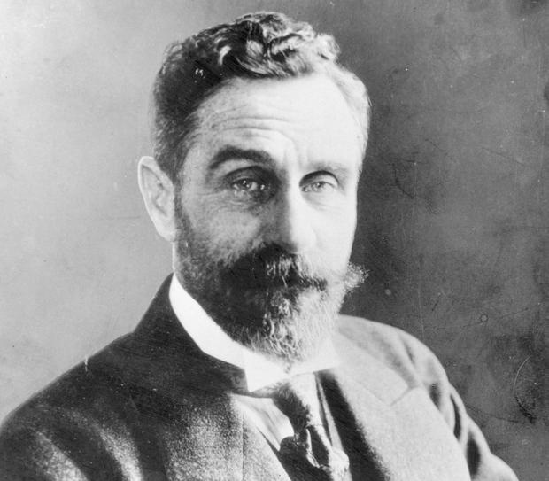 Irish patriot Roger Casement. Photo by Central Press/Getty Images