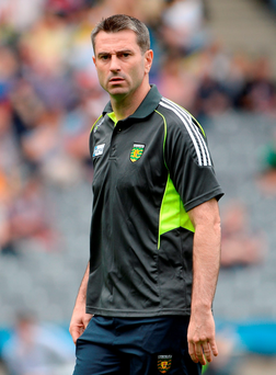 Gallagher was never slow to come forward with an opinion and Cahill reckons he always had a coach's mindset. Photo: Oliver McVeigh/Sportsfile