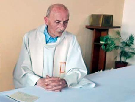 Father Jacques Hamel. Photo: Cindy Aubree via AP