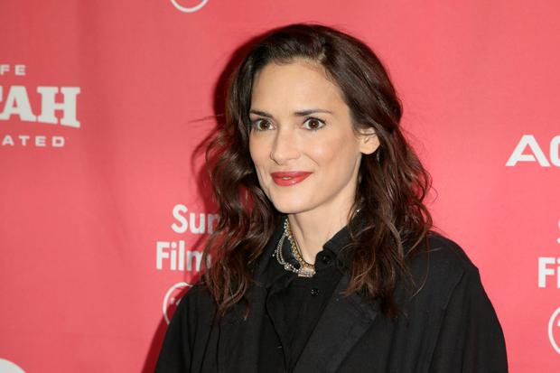 Actress Winona Ryder attends the