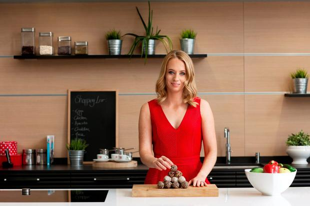 Athlete Derval O'Rourke says there's more to a healthy lifestyle than just eating well. Photo: Naomi Gaffey