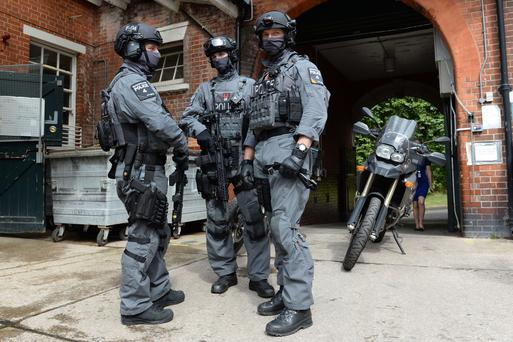 Scotland Yard unveiled plans to put more marksmen on public patrol.