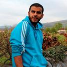 ARRESTED: Ibrahim Halawa travelled to Egypt in 2013 where he took part in protests