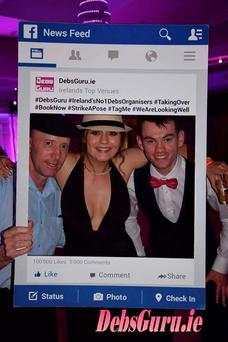 Jackie Healy Rae (right). Picture: Facebook