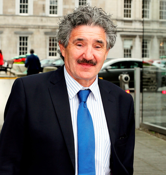 Junior minister for Training and Skills John Halligan,TD. Photo: Tom Burke