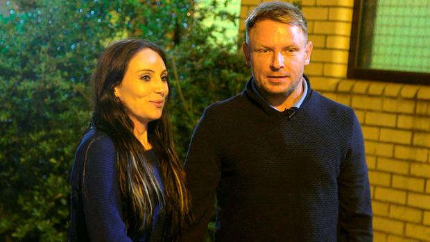 Richard Remde and Laura Jacques Credit: ITV/Real Stories with Ranvir Singh/PA Wire
