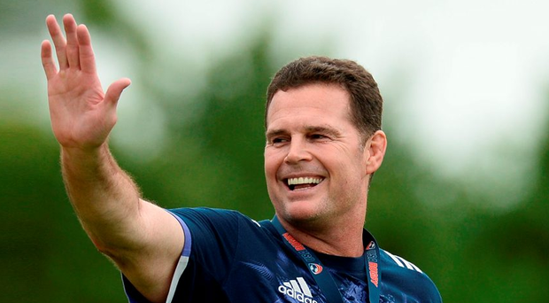 Rassie Erasmus knows time is not on his side Photo: Diarmuid Greene/Sportsfile