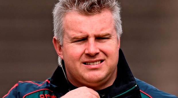 Mayo manager Stephen Rochford Photo: Sportsfile