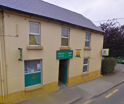 Post Office Mullinavat, Co Kilkenny Credit: Google Maps