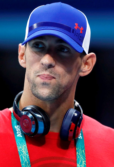 Michael Phelps will lead the United States into the Rio Olympics Photo: REUTERS/Stefan Wermuth