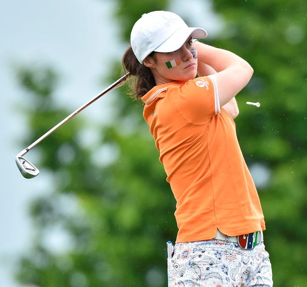 Leona Maguire: There is no point in going out there just to take part. I am going out to give it my very best and finish as high up as I possibly can' Photo: Matt Browne/Sportsfile