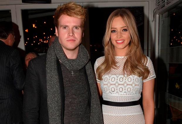 Steve Garrigan and Diana Bunici