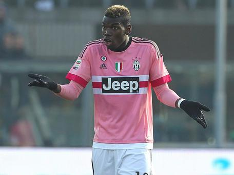 Paul Pogba will return from holiday this week to seal a move to Manchester United Getty