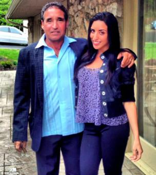 Phil Vetrano and Karina Vetrano