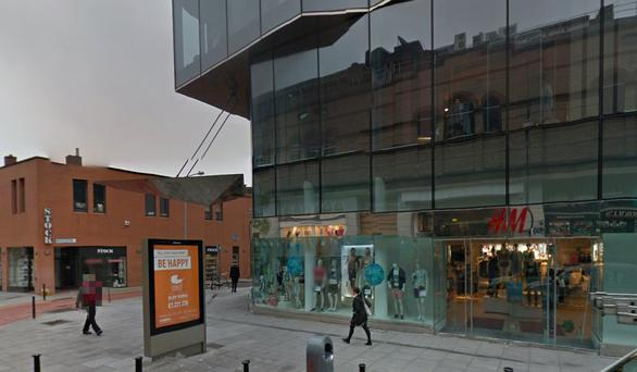 H&M on King Street South, Dublin. Picture: Google Maps
