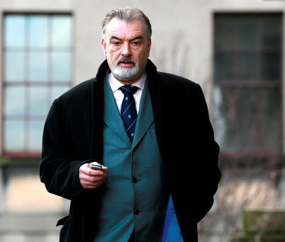 Ian Bailey's solicitor describes treatment and 'persecution' of his client as 'outrageous'