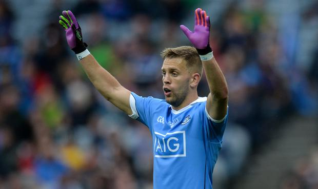 Jonny Cooper may well be tasked with marking Donegal hit-man Patrick McBrearty at Croke Park tomorrow. Pic: Sportsfile