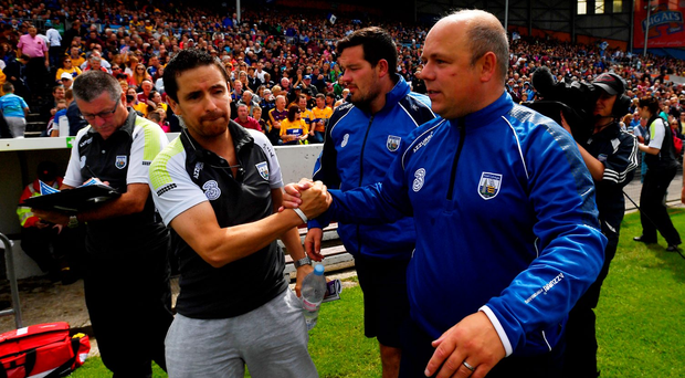'They can't ditch system now but it plays into hands of Kilkenny'. Photo: Sportsfile